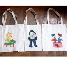 Série sacs Memory Toy