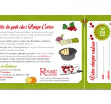 Flyer Rouge Cerise