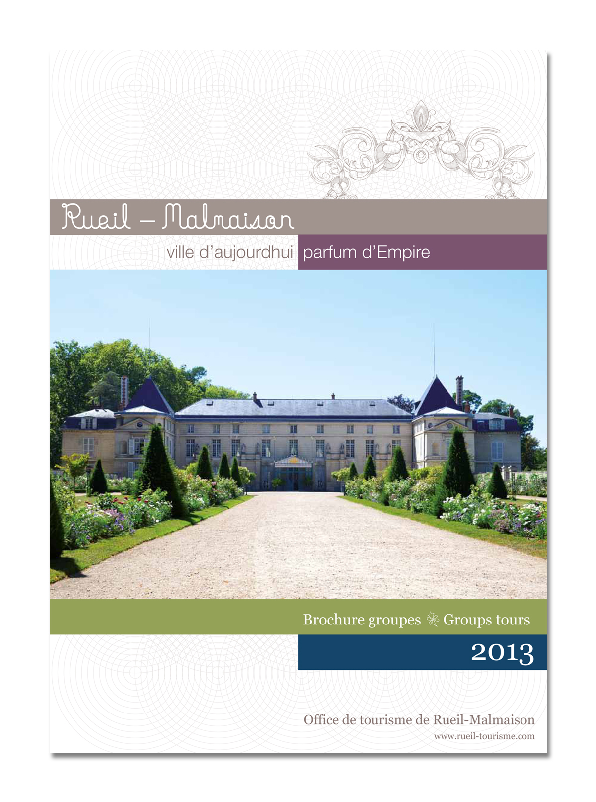 Brochure office de tourisme de rueil malamaison la page - Office de tourisme contamines montjoie ...