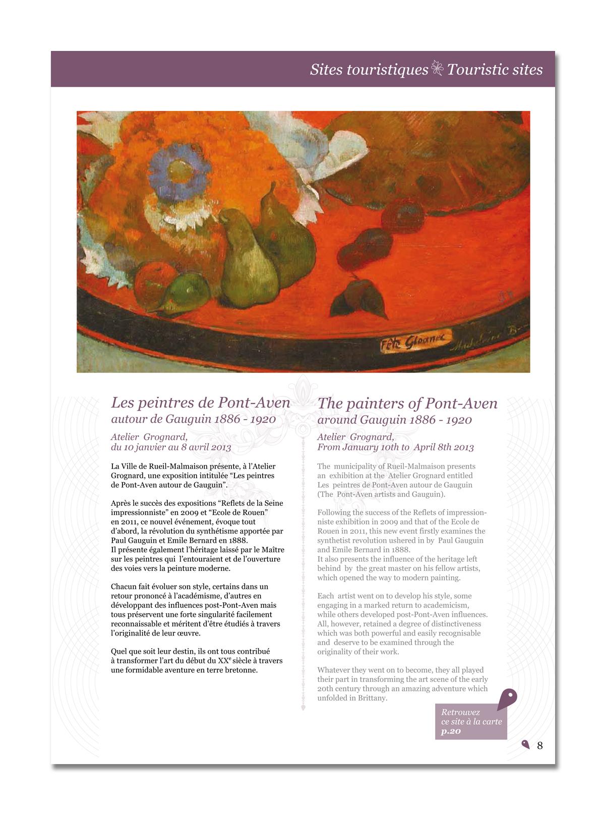 Brochure Rueil-Malamison